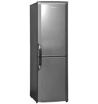 Obrázek lednice Beko CSA 24022 X