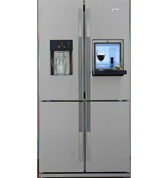 Obrázek lednice Beko GNE 134630 X