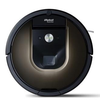 Recenze iRobot Roomba 980