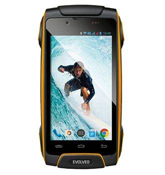Recenze Evolveo StrongPhone Q8 LTE