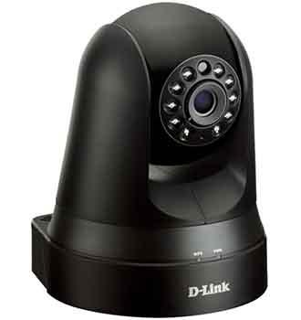 Ukázka produktu ve srovnání bezpečnostních kamer