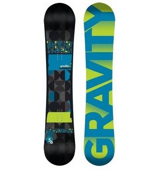 Ukázka produktu ve srovnání snowboardů