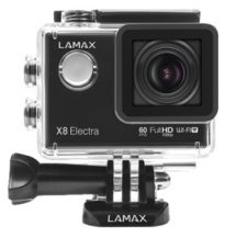 Recenze Lamax Action X8 Electra