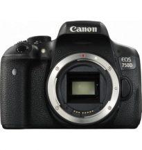 Recenze Canon EOS 750D