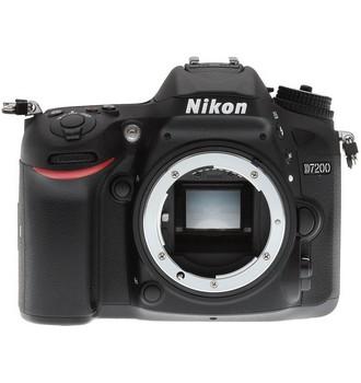 Recenze Nikon D7200