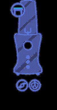 Smoothie maker a jeho funkce
