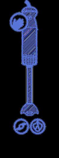 Tyčový mixér a jeho funkce