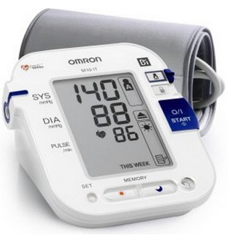 Recenze Omron M10 IT