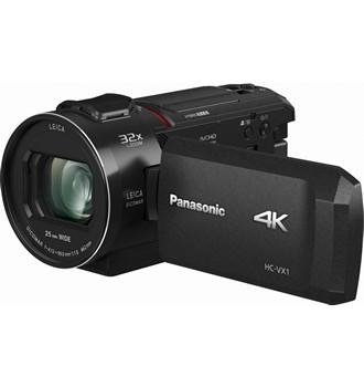 Recenze Panasonic HC-VX1