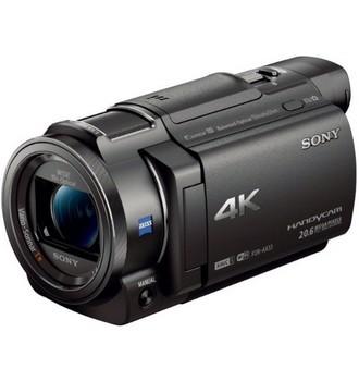 Recenze Sony FDR-AX33