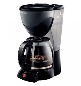 Ukázka produktu ve srovnání překapávačů kávy