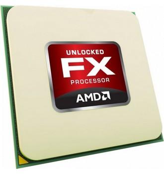 Ukázka produktu ve srovnání procesorů
