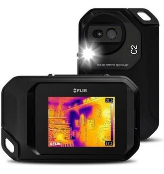 Ukázka produktu ve srovnání termokamer