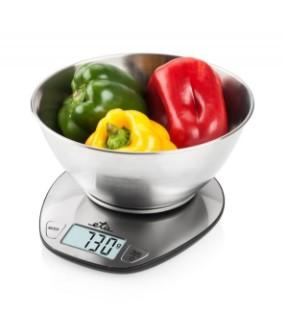 Ukázka produktu ve srovnání kuchyňských vah
