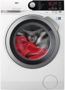 Zobrazení modelu parní pračky