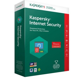 Recenze Kaspersky Internet Security