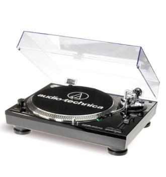 Recenze Audio Technica AT-LP120-USB