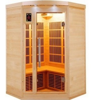 Recenze France Sauna Apollon 2/3