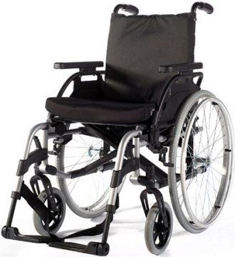 Ukázka produktu ve srovnání invalidních vozíků