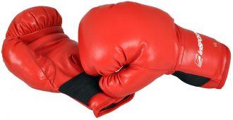 Ukázka produktu ve srovnání boxerských rukavic