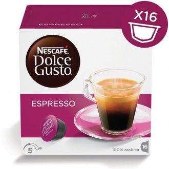 Ukázka produktu ve srovnání kávových kapslí