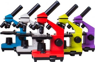 Ukázka produktu ve srovnání mikroskopů