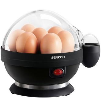 Ukázka produktu ve srovnání vařičů vajec