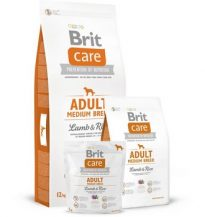 Recenze Brit Care Adult Medium Breed Lamb & Rice