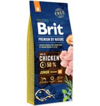 Recenze Brit Premium by Nature Junior M