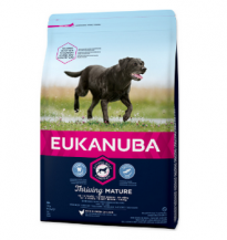 Recenze Eukanuba Mature & Senior Large Breed