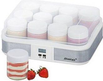 Ukázka produktu ve srovnání jogurtovačů