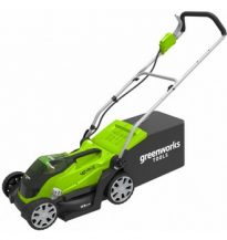 Recenze Greenworks G40LM35