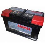 Recenze Akuma Komfort 12V 95Ah 850A
