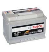 Recenze Bosch S5 12V 77Ah 780A