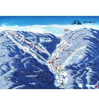 Recenze Skiareál Bílá