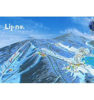 Recenze Skiareál Lipno