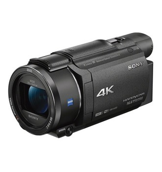 Recenze Sony FDR-AX53