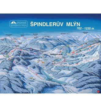 Recenze Skiareál Špindlerův Mlýn
