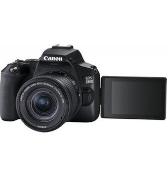 Recenze Canon EOS 250D