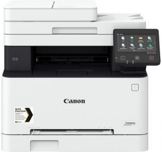 Recenze Canon i-Sensys MF643Cdw