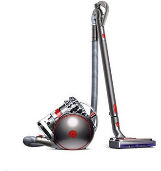 Recenze Dyson Cinetic Big Ball Absolute 2