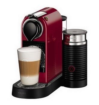 Recenze Nespresso Krups Citiz & Milk XN 760510