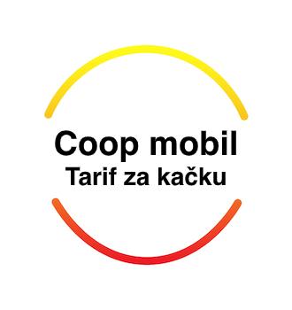 Recenze Coop mobil Tarif za kačku