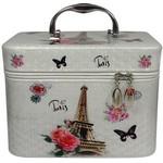 Recenze BMD kosmetický kufřík Paříž Holo YHSD-032471