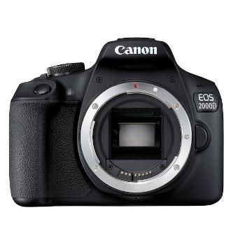 Recenze Canon EOS 2000D