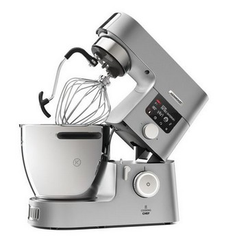 Recenze Kenwood Cooking Chef KCC 9060 S