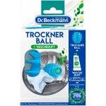 Recenze Dr. Beckmann Speciální míček do sušičky s dávkovačem vůně + 50 ml Dr. Beckmann vůně do sušičky Jarní Svěžest