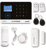 Recenze Platinium Bezdrátový domovní GSM alarm s Wi-Fi PG-103