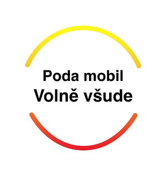 Recenze Poda mobil Volně všude