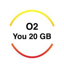 Recenze O2 You 20 GB
